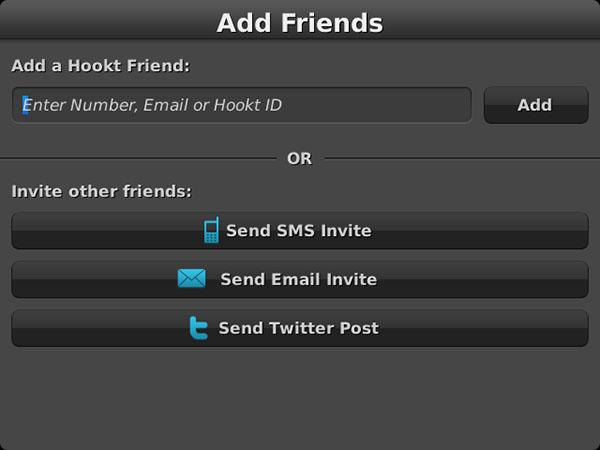 Hookt Messenger