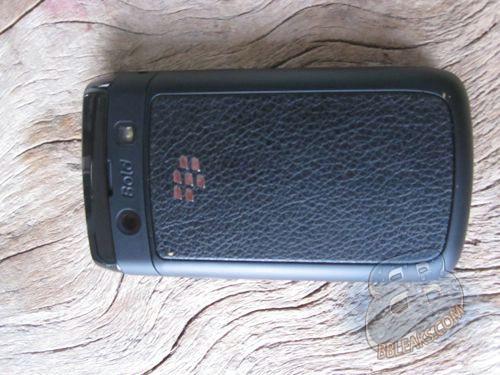 BlackBerry Bold 9780 - Running BlackBerry 6 gets shown off again