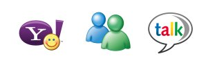 Yahoo, Windows Live and Google Talk IM clients all updated to v2.5.108