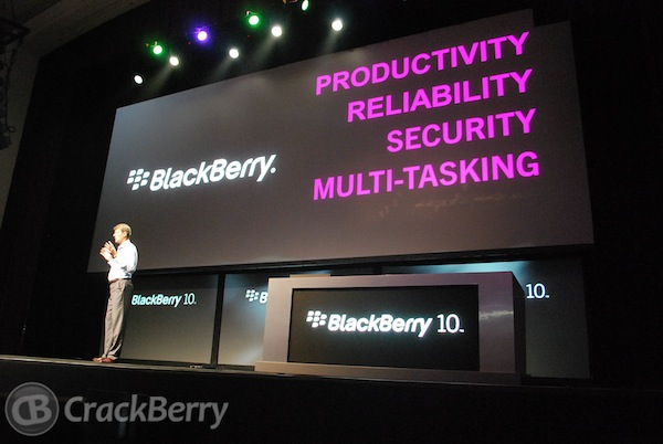 BlackBerry 10 Jam World Tour for Enterprise Developers