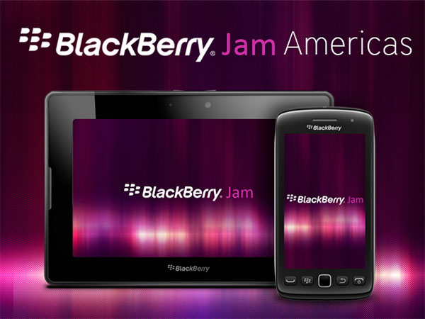 BlackBerry Jam Americas
