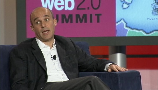 Jim Balsillie Web 2.0 Summit