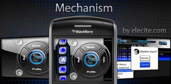 Mechanism Premium Theme From Elecite!
