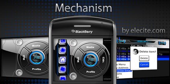 Mechanism Premium Theme From Elecite!