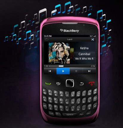 BlackBerry Music