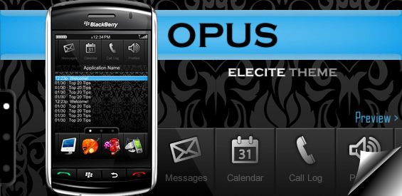 Elecite Releases Hot New Opus Theme!