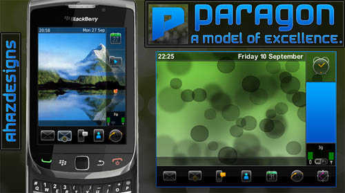 Paragon for BlackBerry Torch