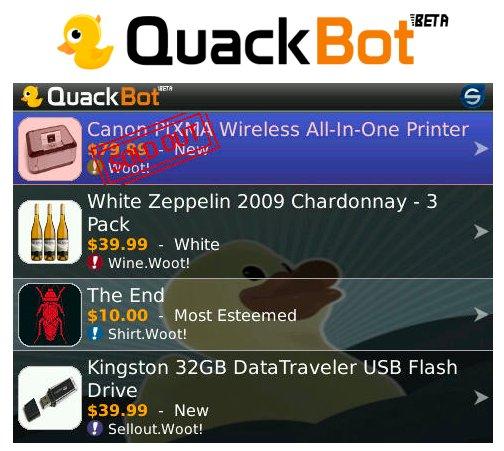 QuackBot