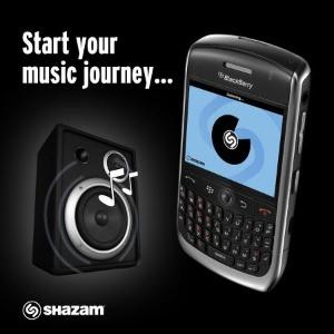 Shazam-BlackBerry App World Highlight!
