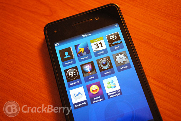 BlackBerry Instant Messaging Clients