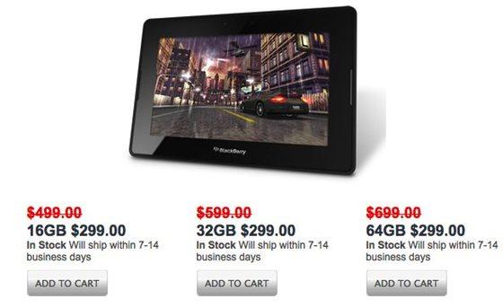 RIM BlackBerry PlayBook Sale