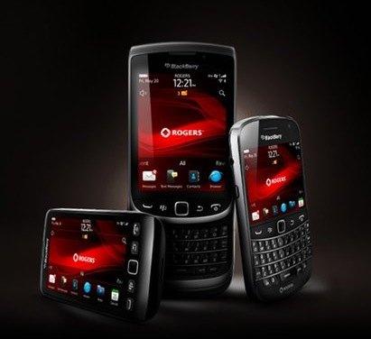 Rogers BlackBerry