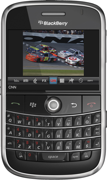 SlingPlayer Mobile for BlackBerry Finally Available!