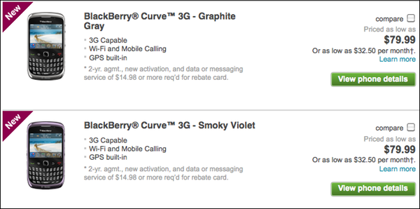 BB Curve 3G