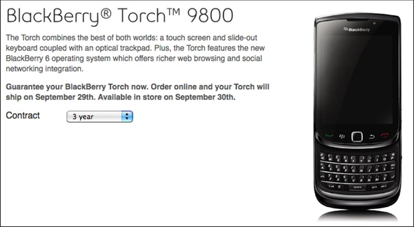 Bell Torch