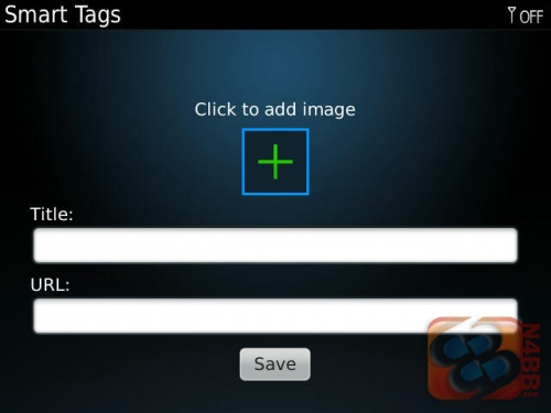 Smart Tags – BlackBerry NFC app revealed