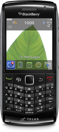 Best Buy Canada Now Taking Pre Orders For TELUS BlackBerry Pearl 3G