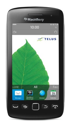 TELUS BlackBerry Torch 9860