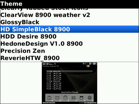 Themes On The 9700