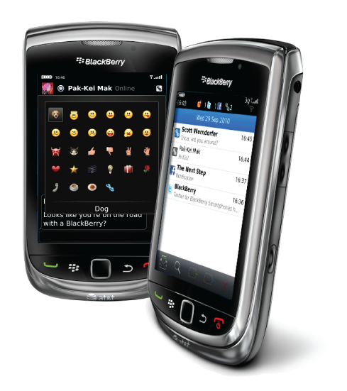 Trillian For BlackBerry