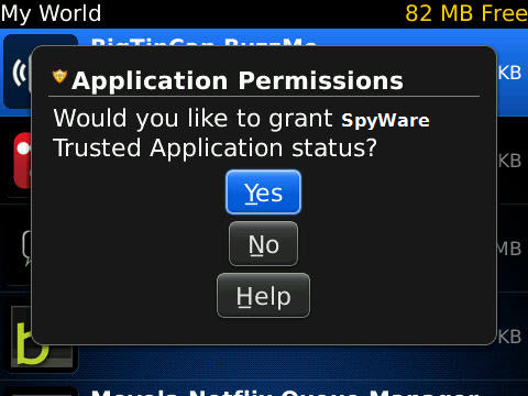 BlackBerry Security: Comprimised Or Slightly Over Blown?