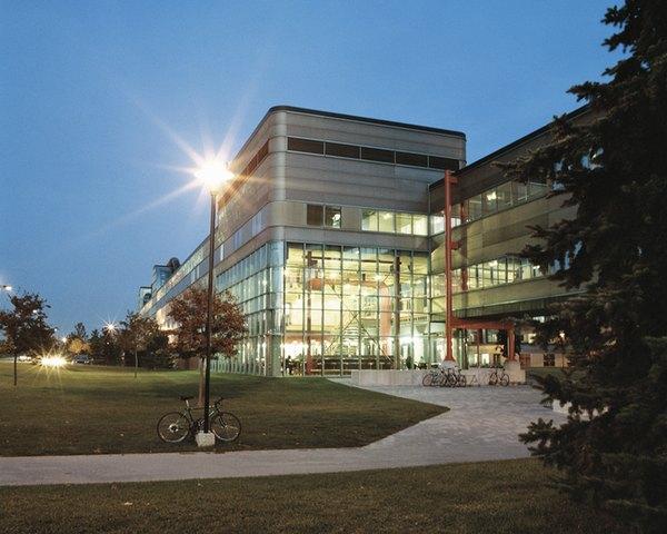 University of Waterloo Davis Building
