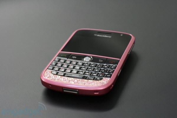 Blingin BlackBerry!