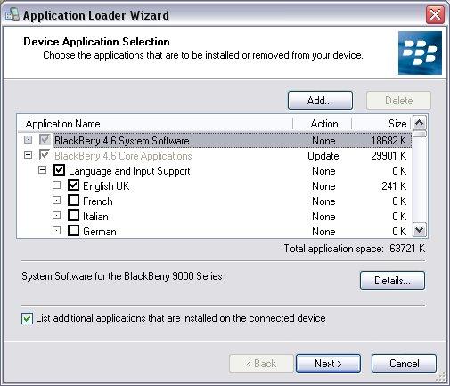Adjust Loadable Files!
