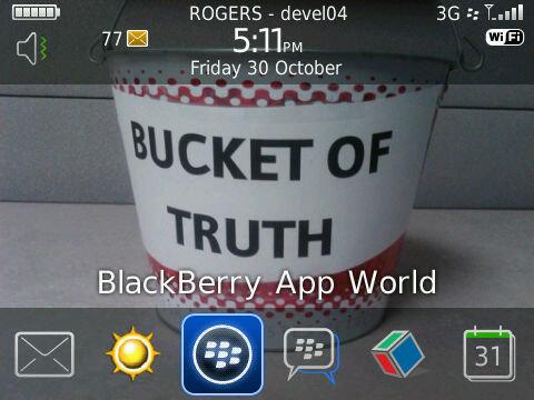 BlackBerry App World: Got Questions About It? RIM Wants To Hear Em!