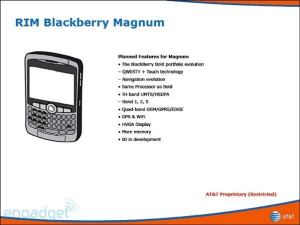 BlackBerry Magnum!