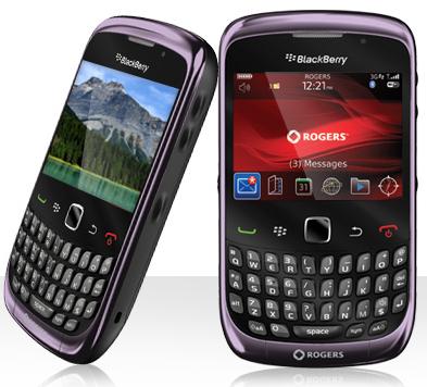 BlackBerry Curve 3G