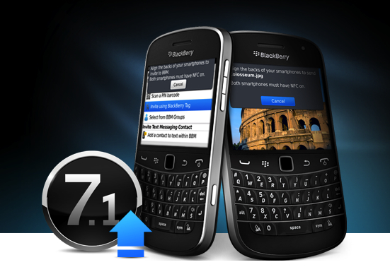 BlackBerry 7.1