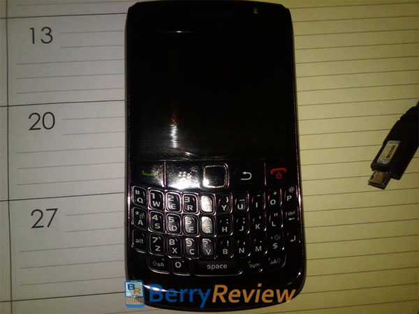 "BlackBerry Curve 8910 Pictured Looking Identical To ""Atlas"""