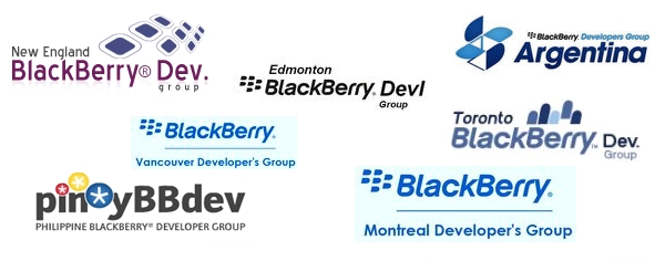 BlackBerry Developer Groups -  A reminder as we head into DevCon