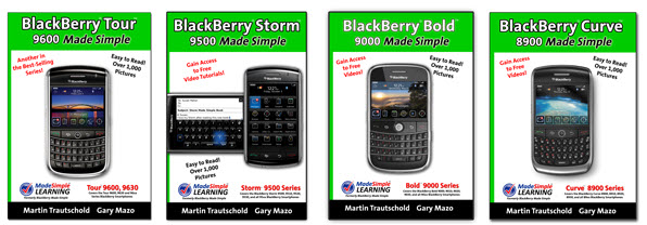 BlackBerry Made Simple Thanksgiving Sale Get 35% Off!
