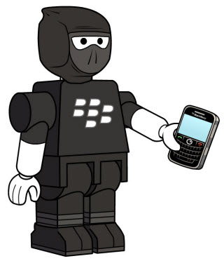 BlackBerry Ninja
