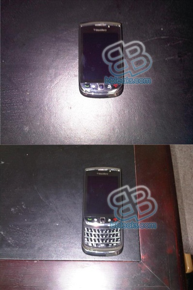 Photos Of BlackBerry Slider Emerge...Scrapped Or Real Deal?!?
