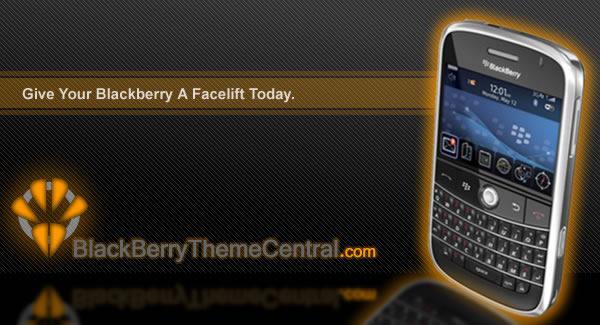 BlackBerryThemeCentral