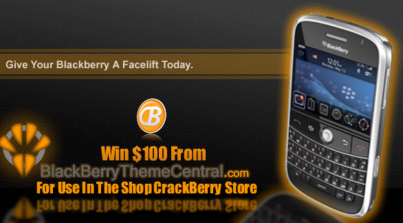 BlackBerry Theme Central Contest!