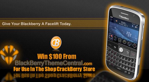 BlackBerry Theme Central Contest!
