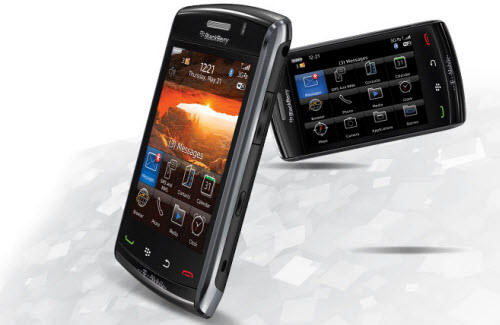 BlackBerry Storm 2 Arrives On T-Mobile UK