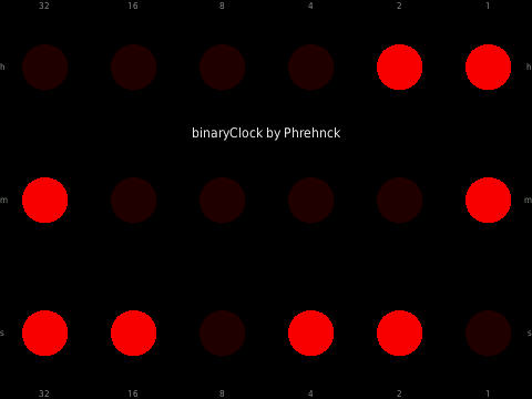 Free Binary Clock Application For The Geek In You