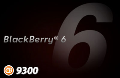 BlackBerry OS 6 9300