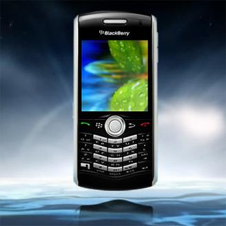 BlackBerry Pearl!