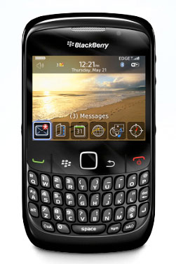 Why I love My BlackBerry Curve 8520