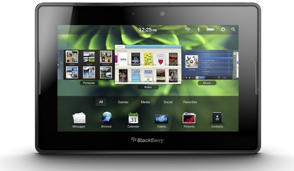 AT&T 3G compatible BlackBerry PlayBook on the way; LTE version soon after?!