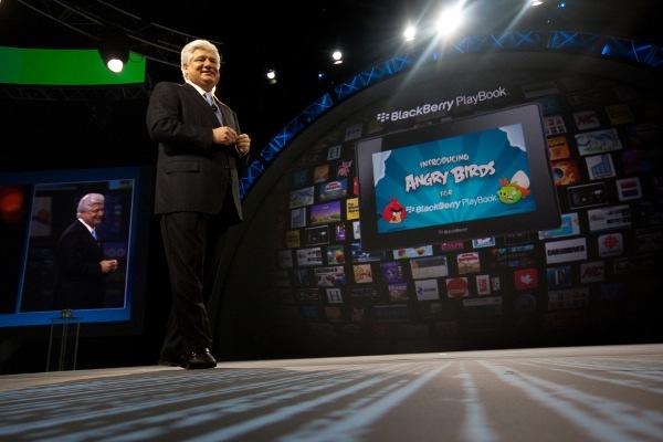 BlackBerry World Keynote