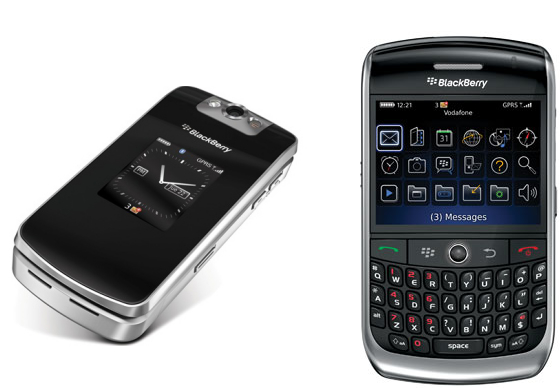 World Wide Launches Of BlackBerry Devices!