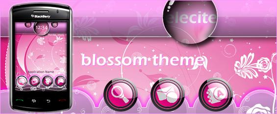 Premium Blossom Theme From Elecite!