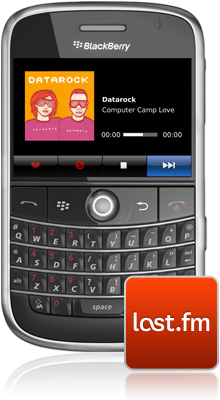 Get Last.fm On Your BlackBerry, Kinda..